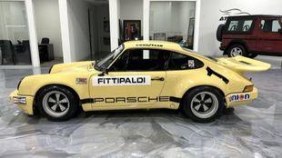 Porsche 911 IROC RSR Pablo Escobar