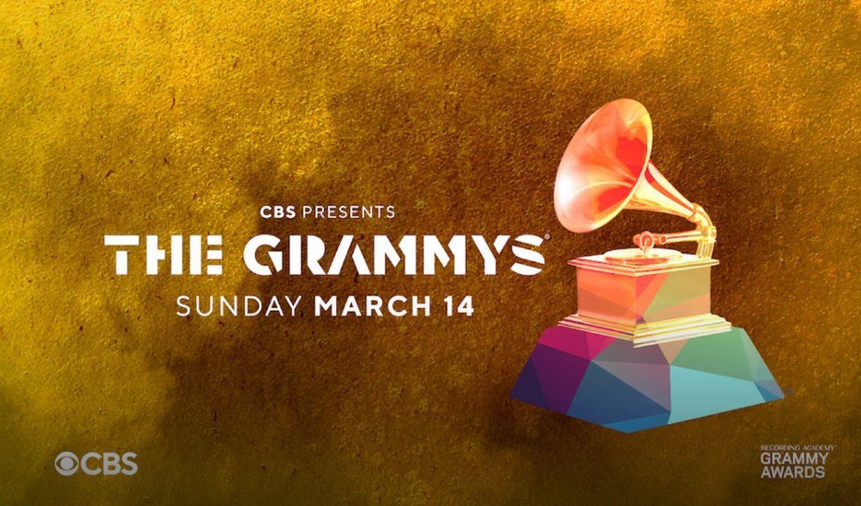 Grammy 2021: horario, dónde ver en TV, nominados, formato y actuaciones en la gala
