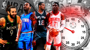 Fichajes de la NBA en directo - Rumores traspasos y movimientos de...