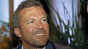 Matthäus, durante una entrevista con MARCA.