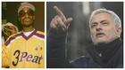 Un montaje fotográfico con el rapero Snoop Dogg y Mourinho.