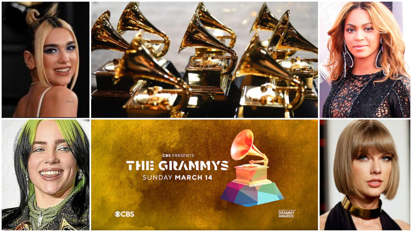 Ganadores Premios Grammy 2021 - lista completa