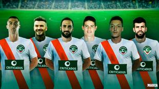 """Criticados FC: """"Imperdonable"""", """"Nos defraudó"""", """"en Argentina estaría muerto""""..."""
