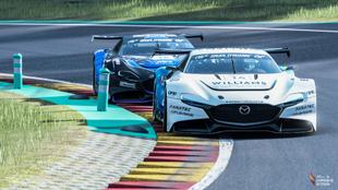 Un lance del sexto Gran Premio del Campeonato de España