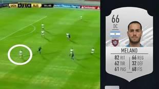 """Si juegas al fútbol en Argentina y tienes un apellido 'curioso' puedes ser muy viral: """"¡Revienta Melano!"""""""