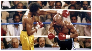 Marvin Hagler y el mejor primer asalto de la historia del boxeo