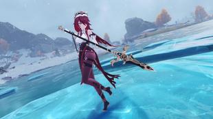 Rosaria, nuevo personaje en Genshin Impact
