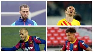 Jugadores Barcelona - Fichajes - Mercado de fichajes