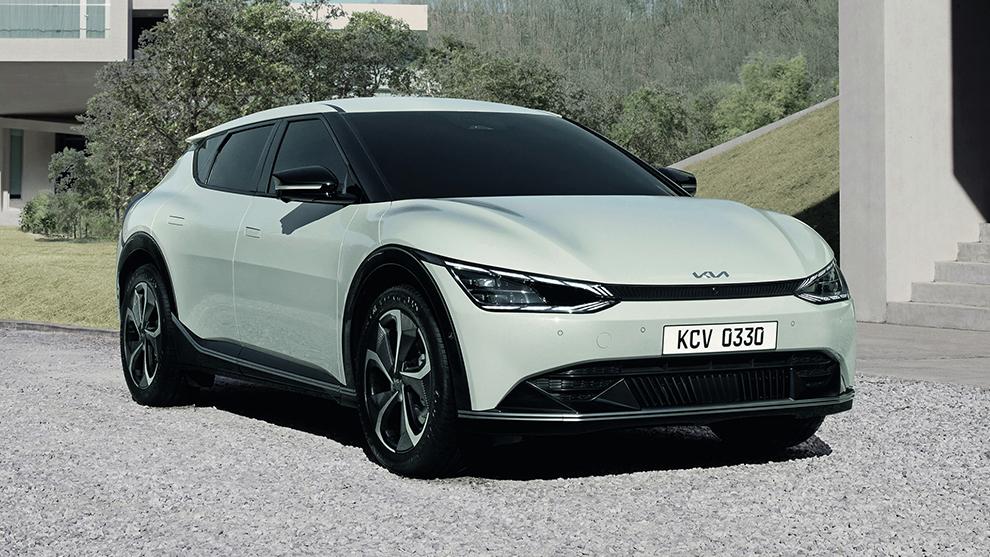 Kia EV6 2021