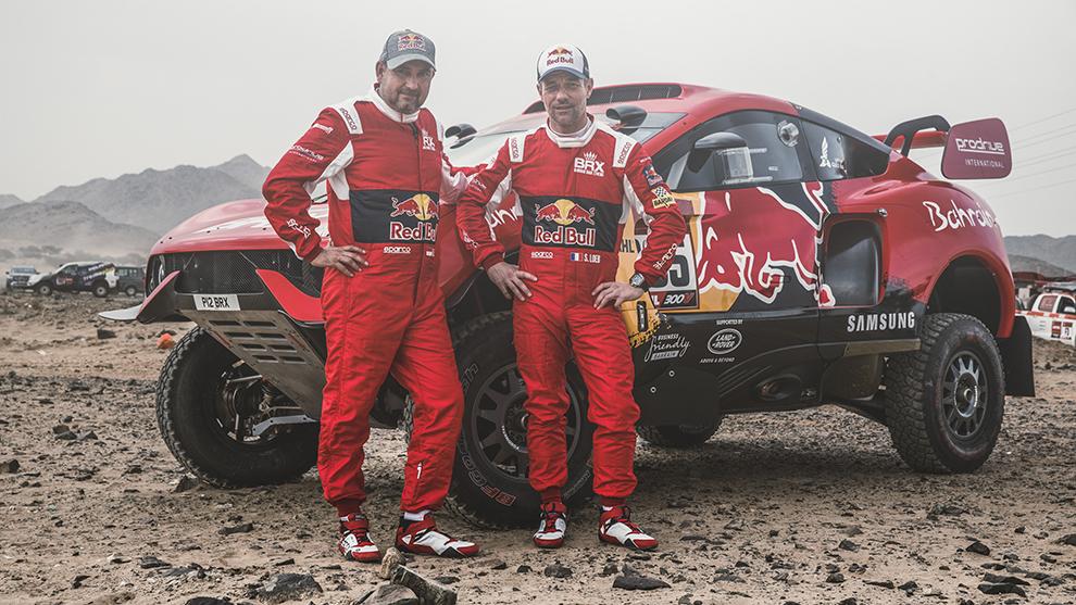 Loeb y Elena se separan tras 23 años: no serán compañeros en el Dakar 2022