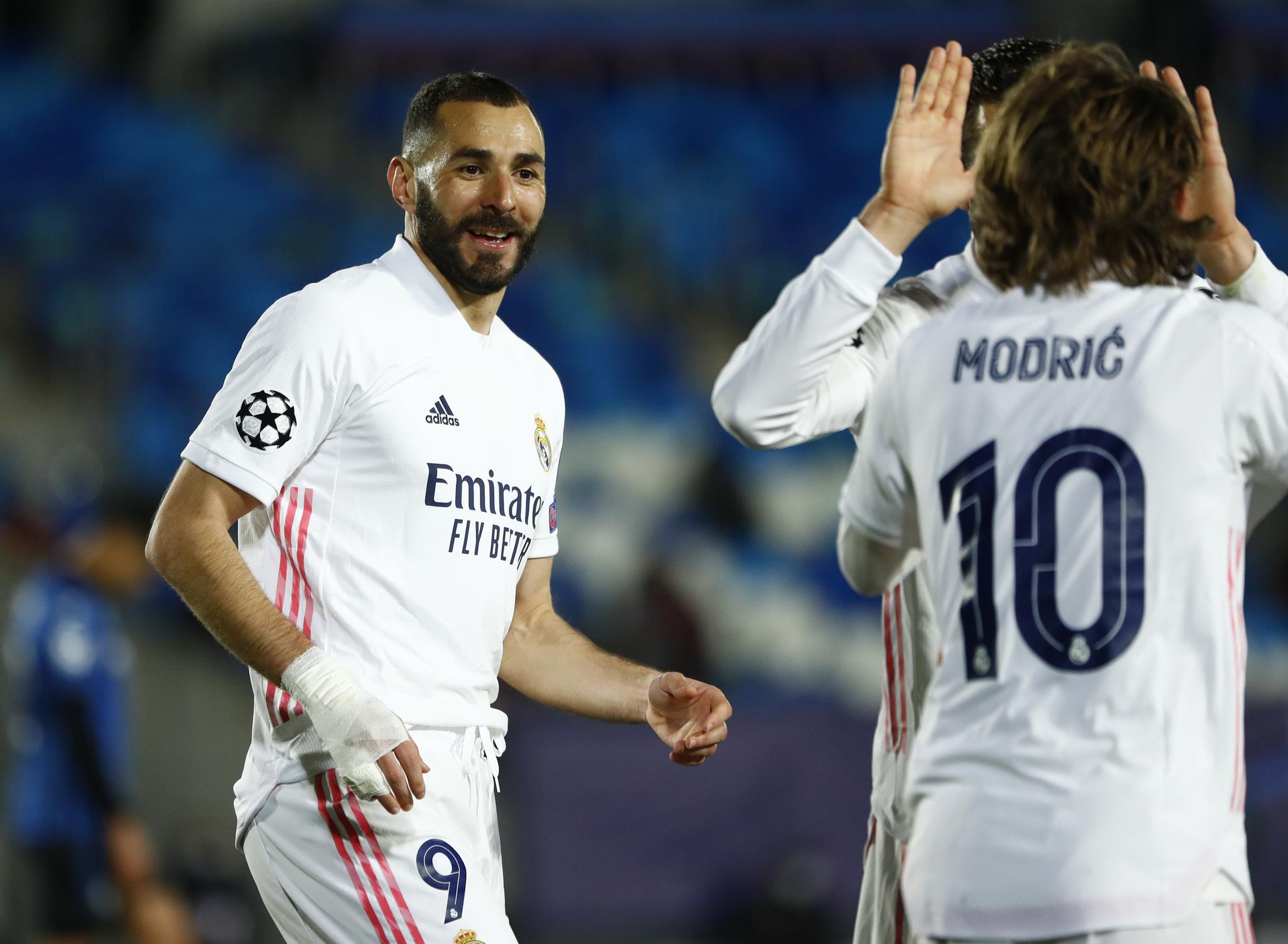 Champions League: Real Madrid y Manchester City se meten a cuartos de la Champions   Marca