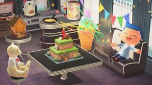 animal crossing aniversario