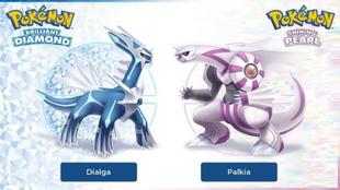 Pokémon Diamante Brillante y Perla Reluciente, con lanzamiento...