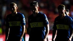 Boca Juniors pierde peso en México.