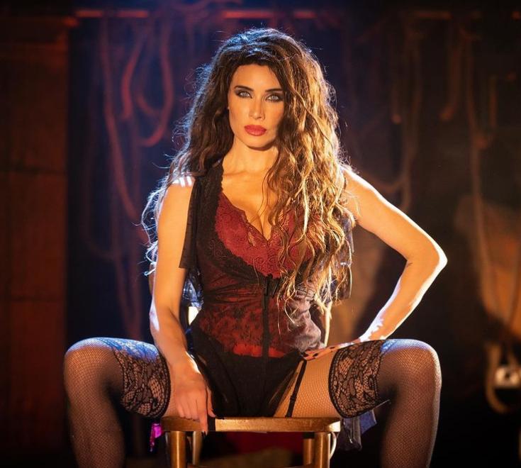 Pilar Rubio - Pablo Motos - El Hormiguero - Nine - Be Italian - Fergie