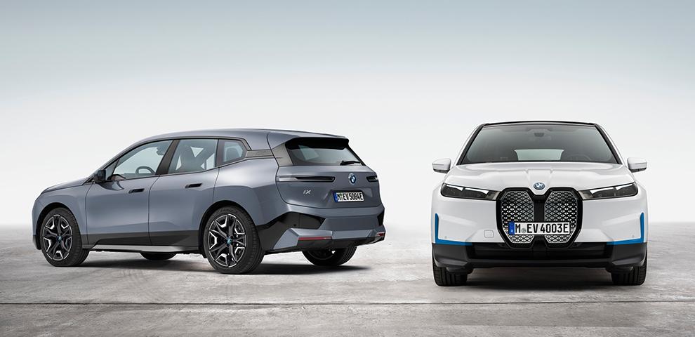 El BMW iX estrenará un nuevo sistema operativo con actualizaciones automáticas.