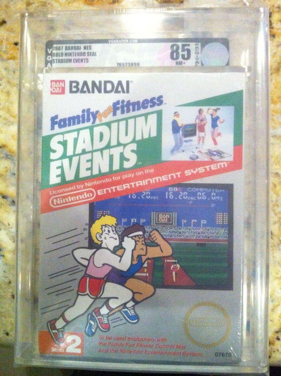 Stadium Events para NES