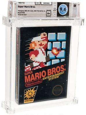 Super Mario Bros para NES