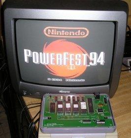 SNES Power Fest 1994
