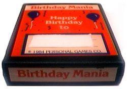 Birthday Mania para Atari 2600