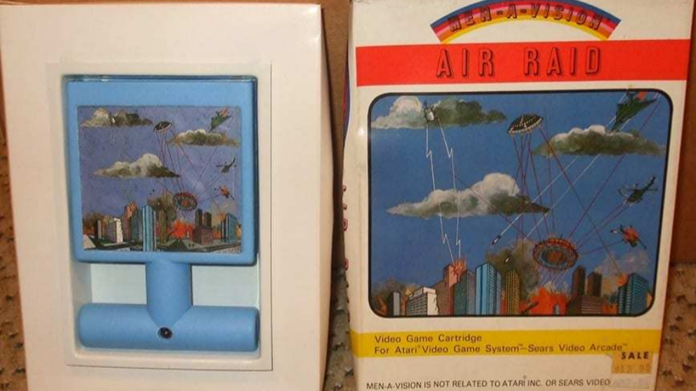 Air Raid para Atari 2600