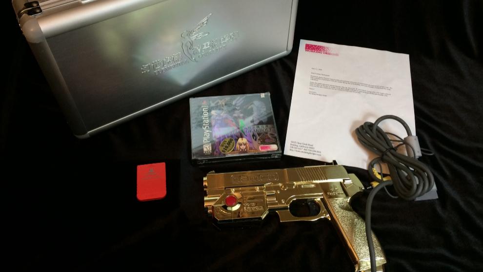 Elemental Gearbolt: Assassin's Case para PlayStation
