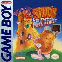Spuds Adventure para Game Boy