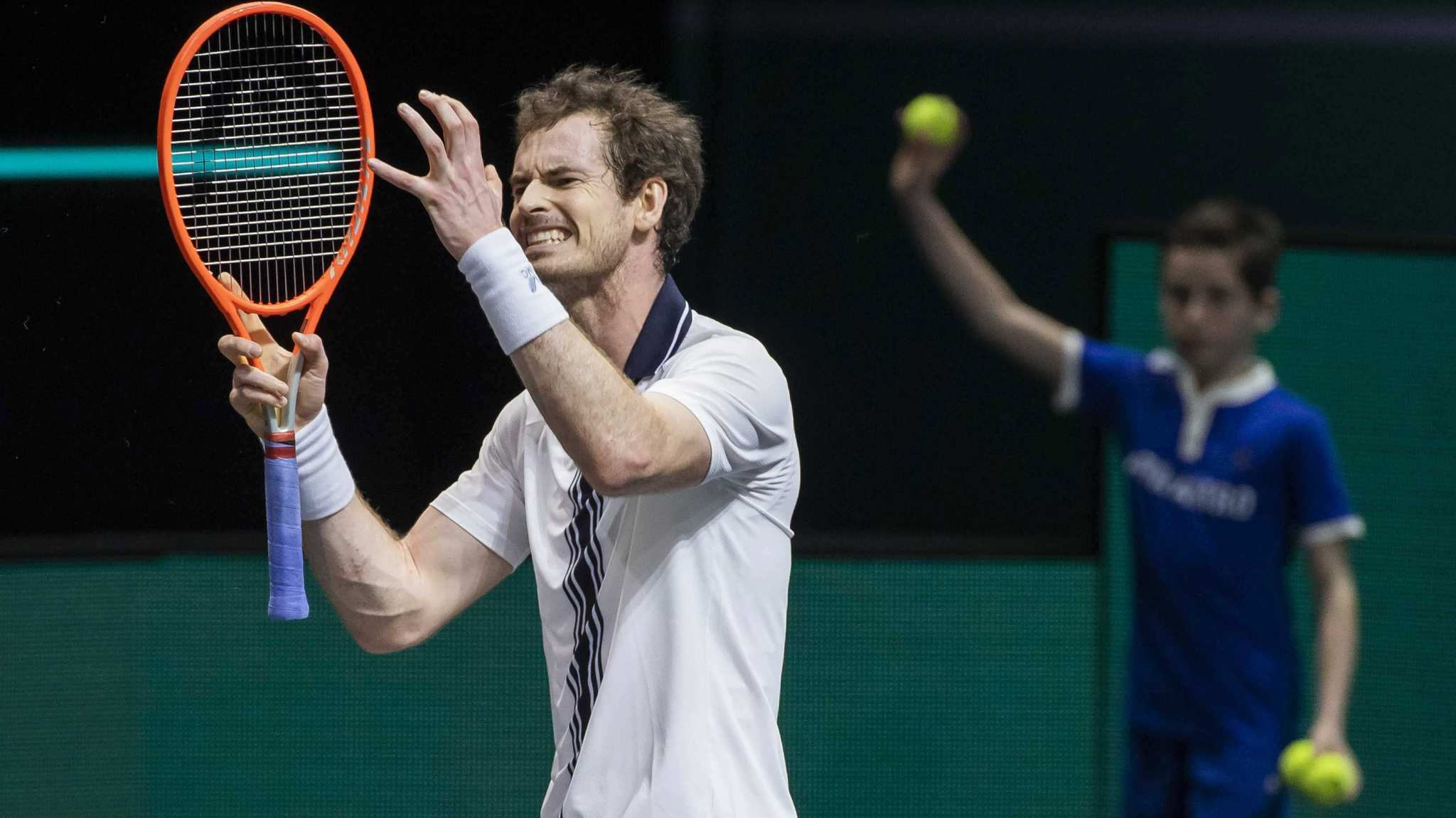 Tennis What Does The Future Hold For Andy Murray Marca
