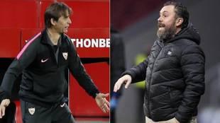 """Sergio contesta a Lopetegui: """"El Sevilla es un equipo de privilegiados"""""""