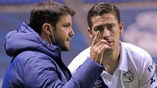 Larcamón habla sobre la ausencia de Ormeño en la selección...