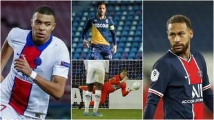 Esto es lo que cobran al mes Neymar, Mbappé, Keylor, Cesc, Ander Herrera...