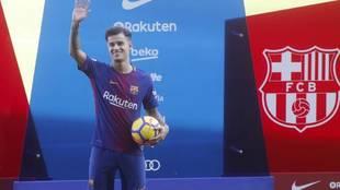 La cláusula secreta que el Liverpool puso al Barça en el fichaje de Coutinho