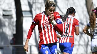 Chivas vs Puebla: Liga MX Femenil, Alicia Cervantes.
