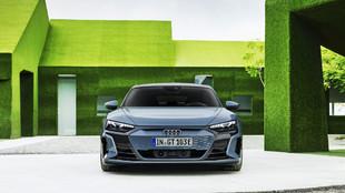 El Audi RS e-tron GT.