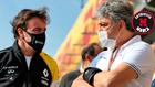 """""""Alonso se bajó del Alpine y dijo 'esto no funciona, esto tampoco'"""""""