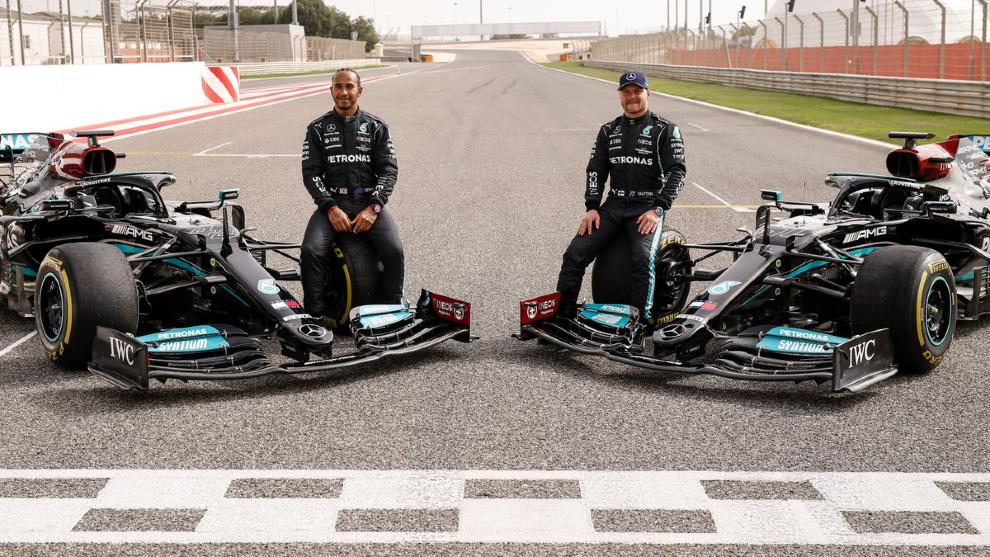Horario y dónde ver en TV y online la carrera del Gran Premio de Bahréin 2021 de Fórmula 1