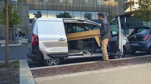 Renault Kangoo furgón 2021 Ábrete Sésamo