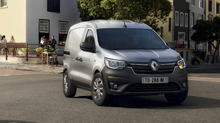 Renault Express furgón 2021