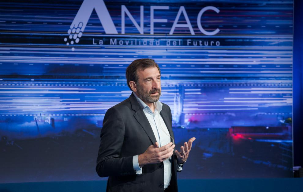 El director general de ANFAC, José López-Tafall.