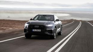 Imagen de la nueva versión del Audi Q8