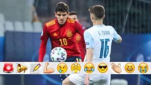 Nadie supo ver a Gonzalo Villar... o no se atrevieron