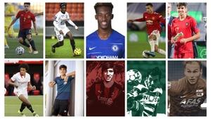 Ten to watch at the European Under-21 Championship