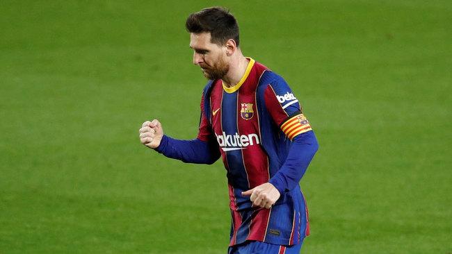 Todos quieren a Messi