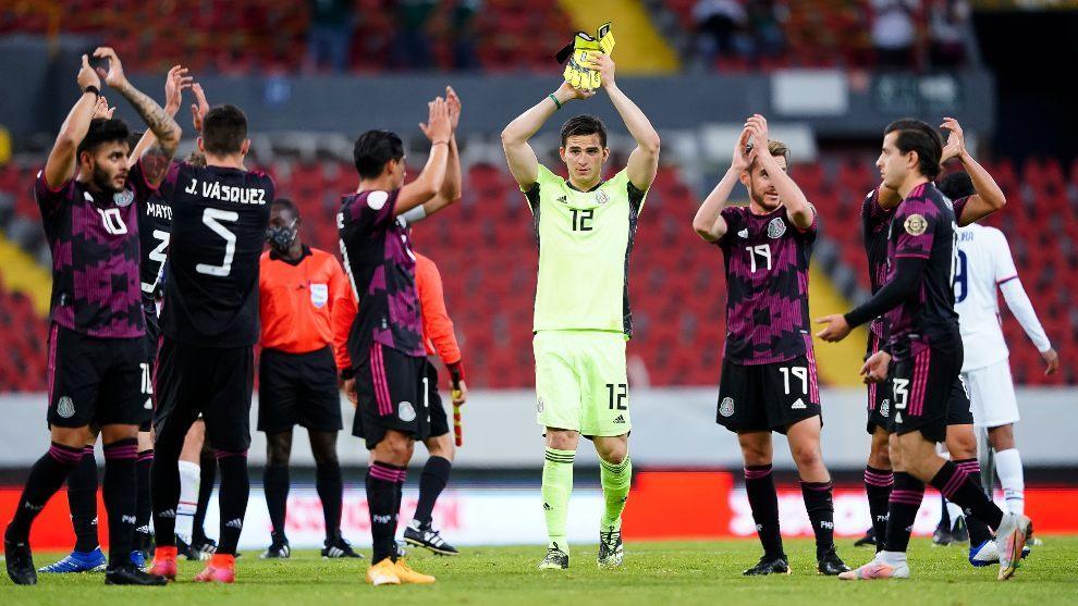 México sub 23 espera su rival en la siguiente ronda.