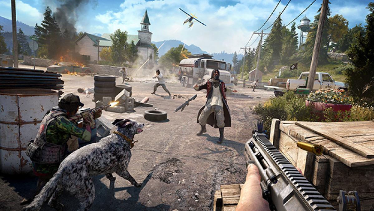 Una imagen del Far Cry 5