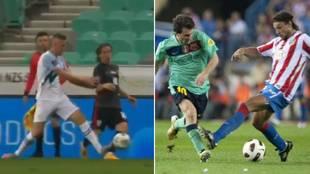 La criminal entrada sobre Modric: la comparan con la de Ujfalusi a Messi