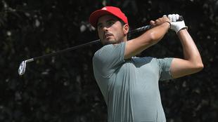 Abraham Ancer sigue brillando en la élite del golf.