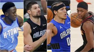 Ganadores y perdedores en el mercado de la NBA