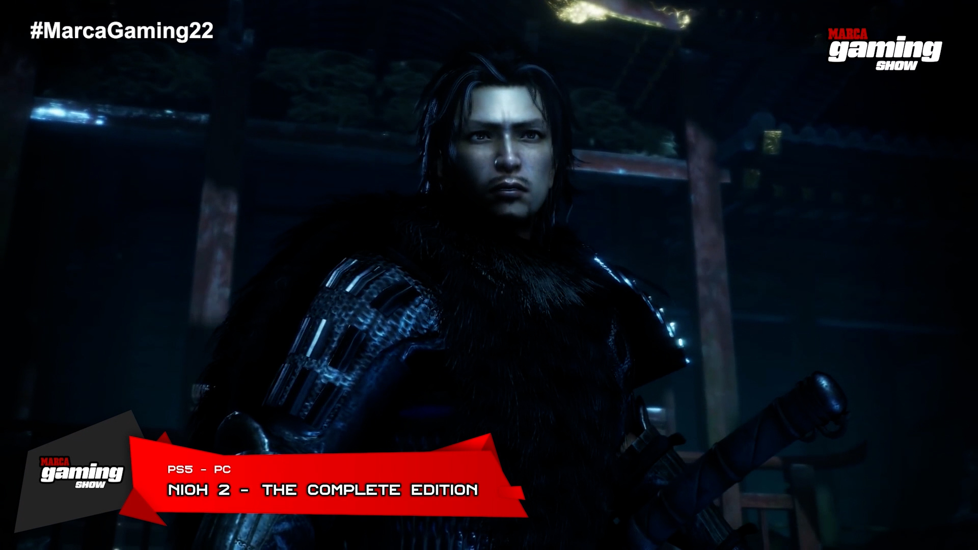Nioh 2 - The Complete Edition (PC - PS4 - PS5)
