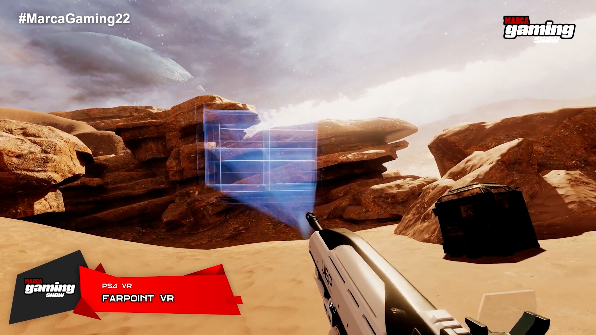 Farpoint VR (PS4, PS5)